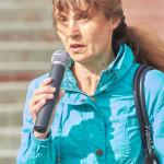 Нэлли Кропотова, мама Оли Кропотовой, рассказывает, как важно, на ее взгляд, помнить и проводить такие дни памяти.