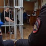 """Порядок в зале блюли трое полицейских. Фото: Александр Сударев, """"Вечерний Краснотурьинск"""""""