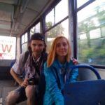 Юрий и Карина из Курска, Россия. Фото: Дмитрий Грищук